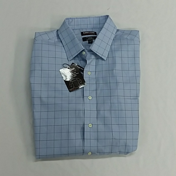 c15f13979a88d Kirkland signature men s tailored dress shirt